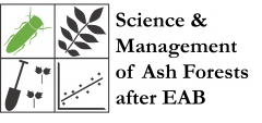 Science and Management of Ash Forests after EAB